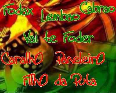 kelke insulte en portugais